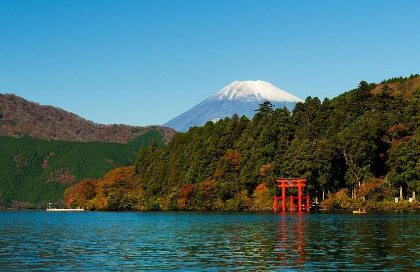 Hakone Ashinoko Lake