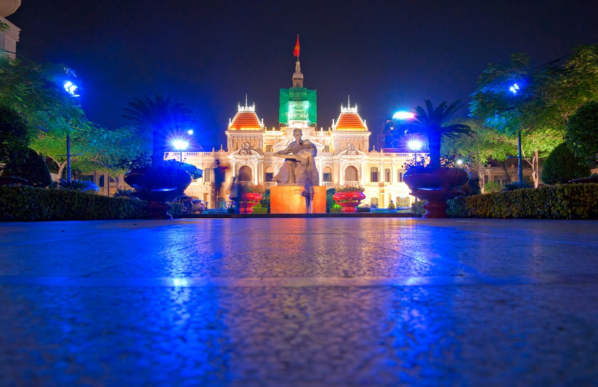 Ho Chi Minh Square