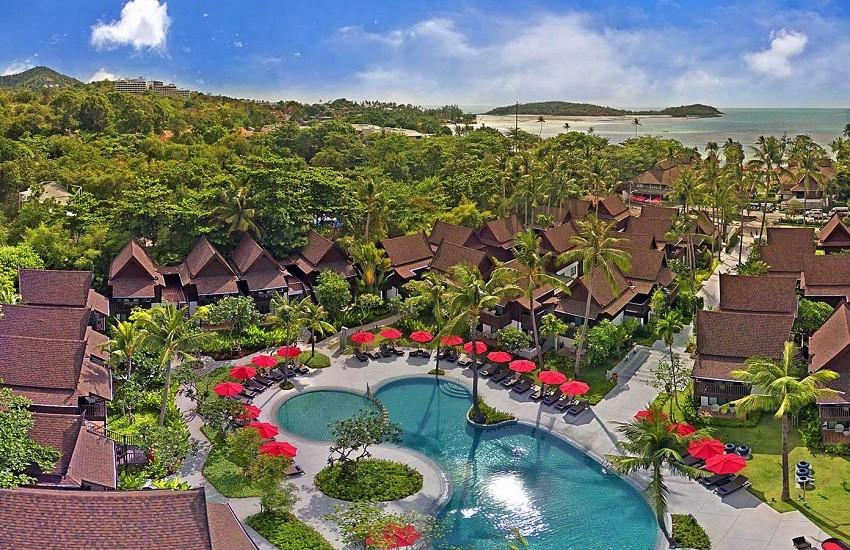 Hotel Aerial