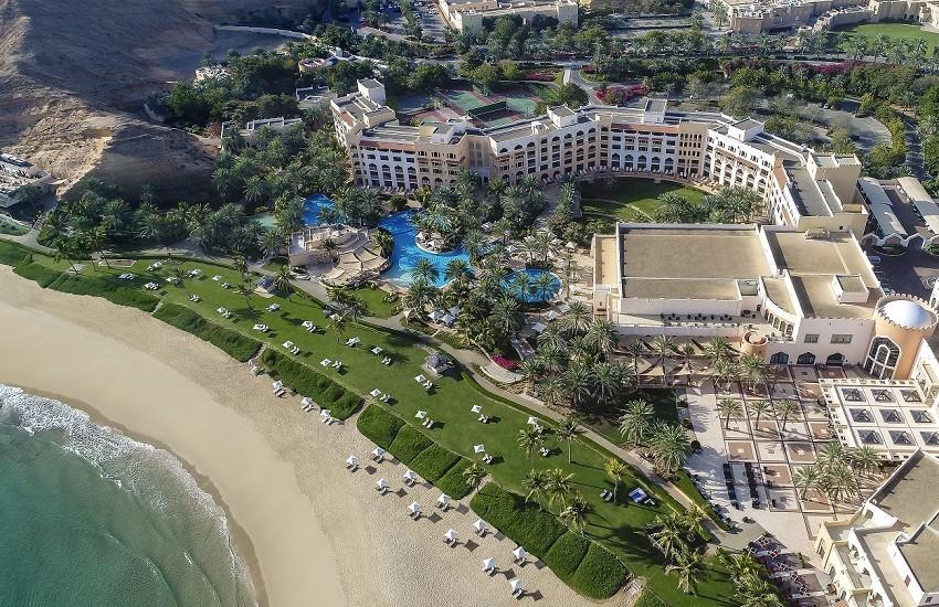 Hotel Aerial 4