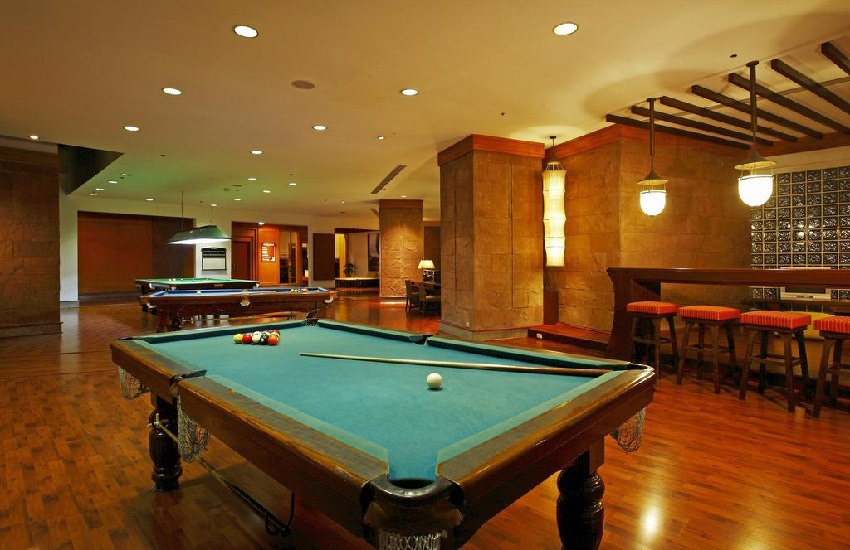 Hotel Games Room