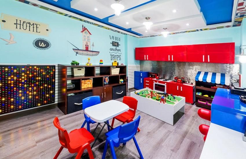 Hotel Kids Room