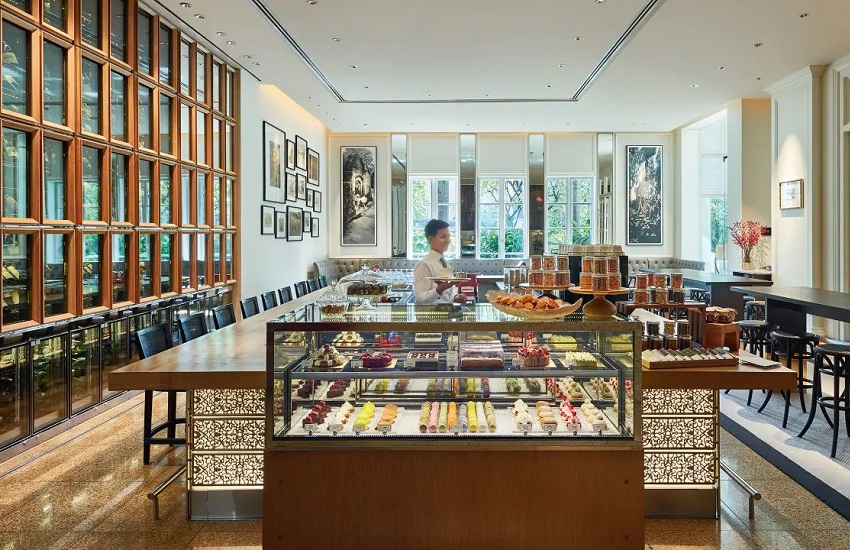 Hotel Pastry Boutique