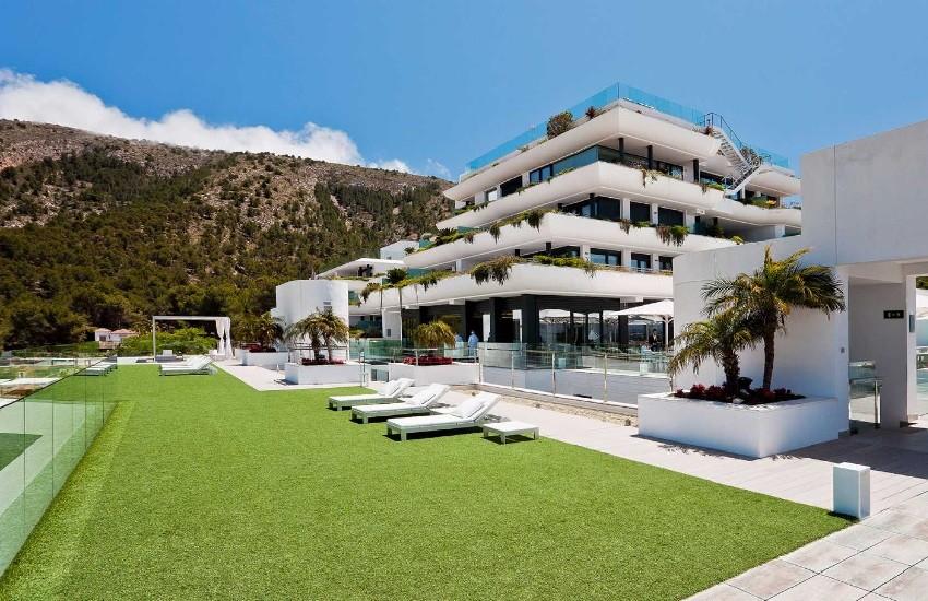 Hotel Roof Garden