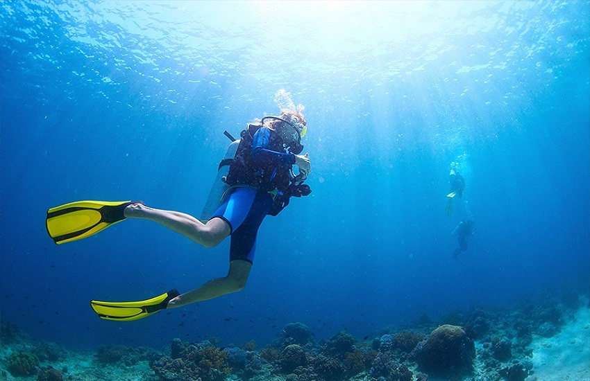 Hotel Scuba Diving