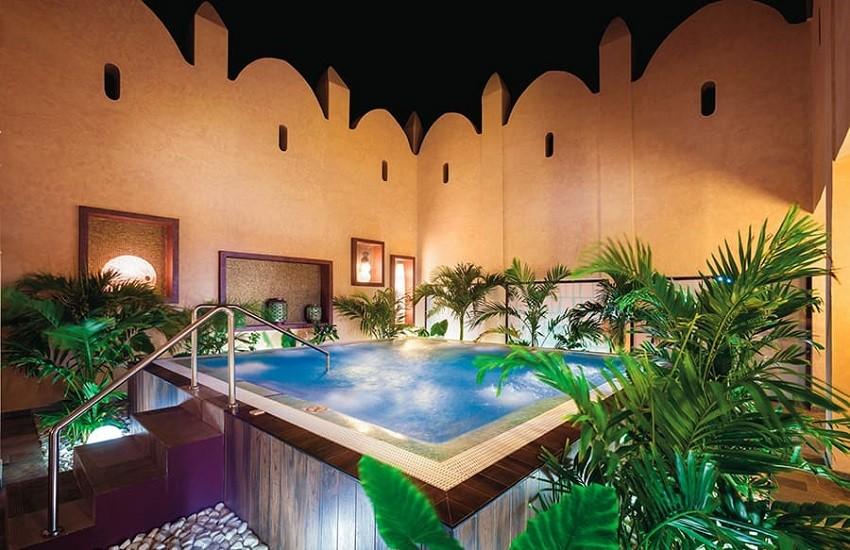 Hotel Spa Jacuzzi
