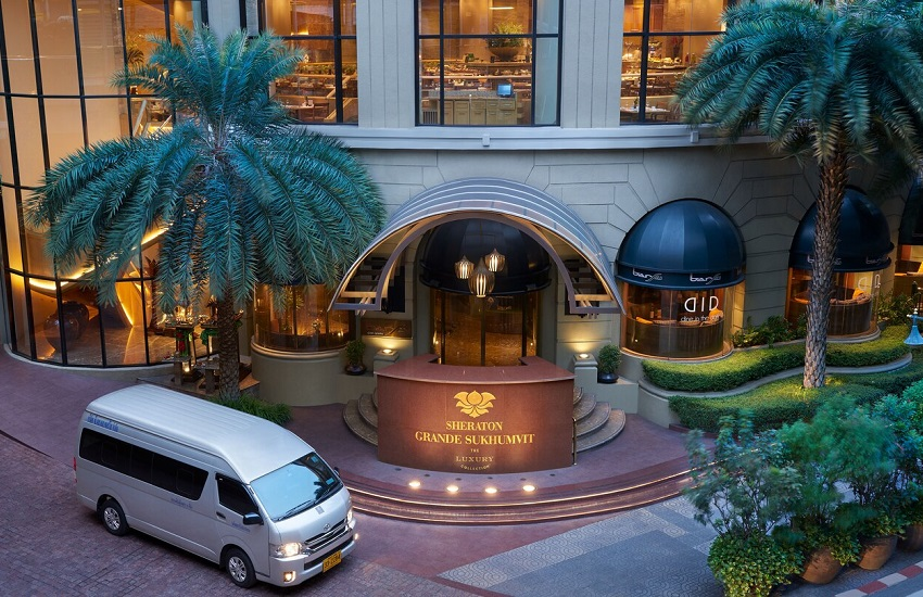 Hotel Transfers Service