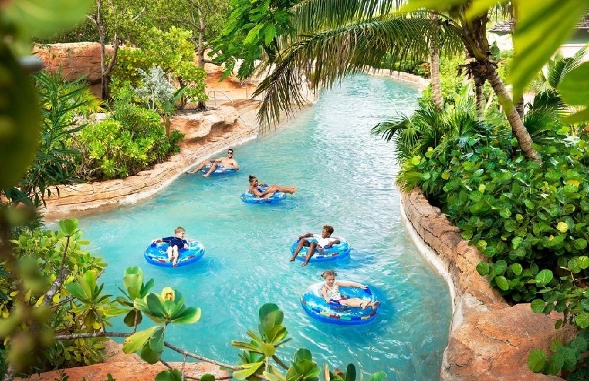 Hotel Waterpark Lazy River