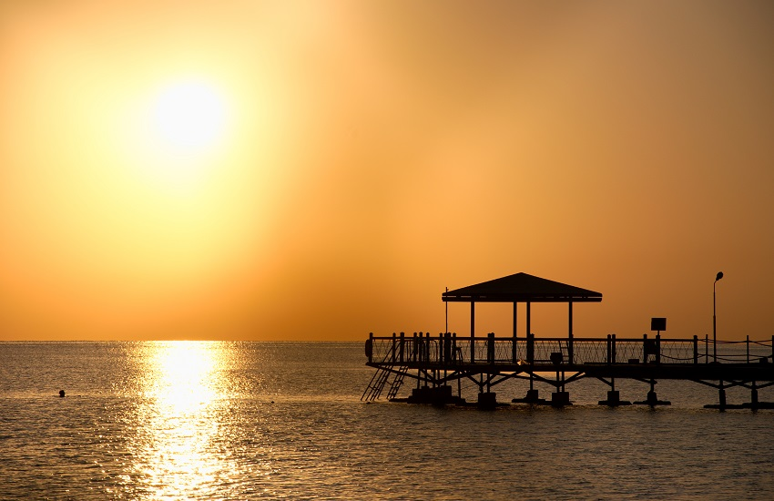 Hughada Sunset