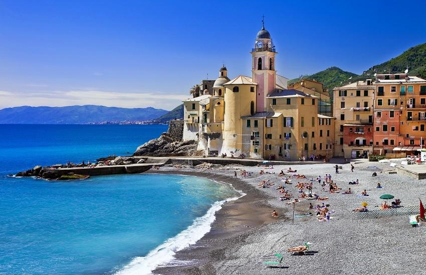 Italian Riviera Camogli