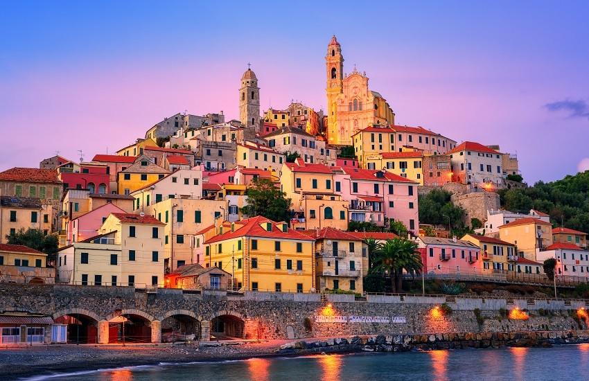 Italian Riviera Cervo