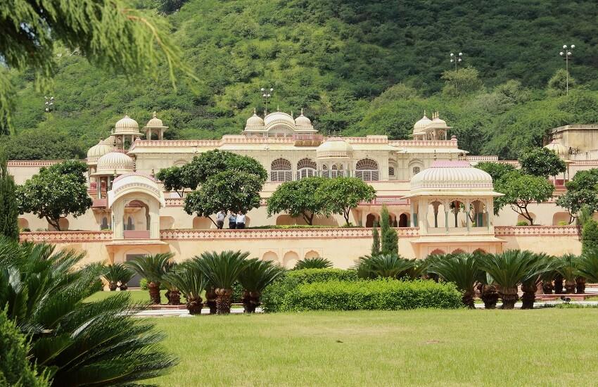 Jaipur Garden Palace
