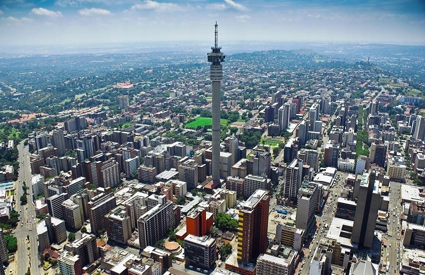 Johannesburg City