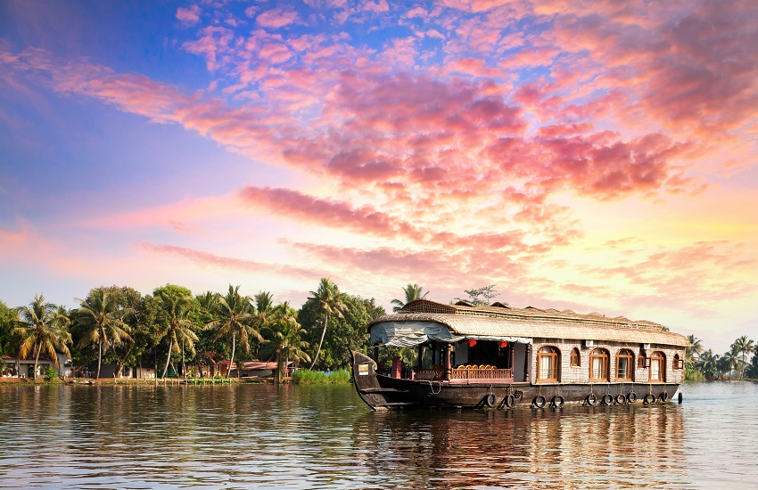 Kerala Back Waters