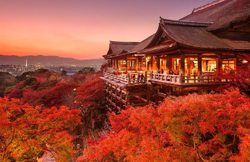 Kyoto Kiyomizu dera Temple