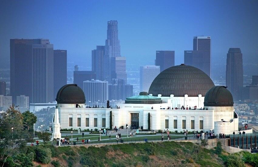 LA Griffin Observatory
