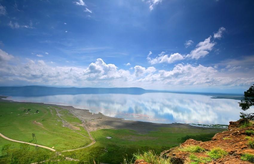 Lake Nakuru Landscape