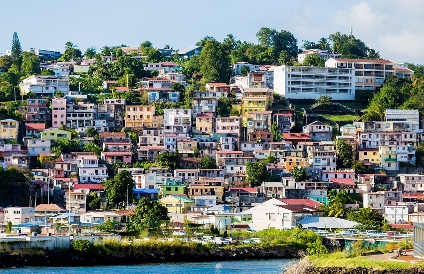 Martinique Houses