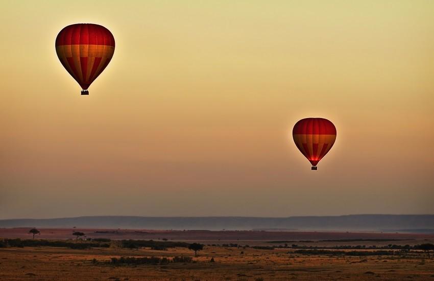 Masai Mara Baloon Safari