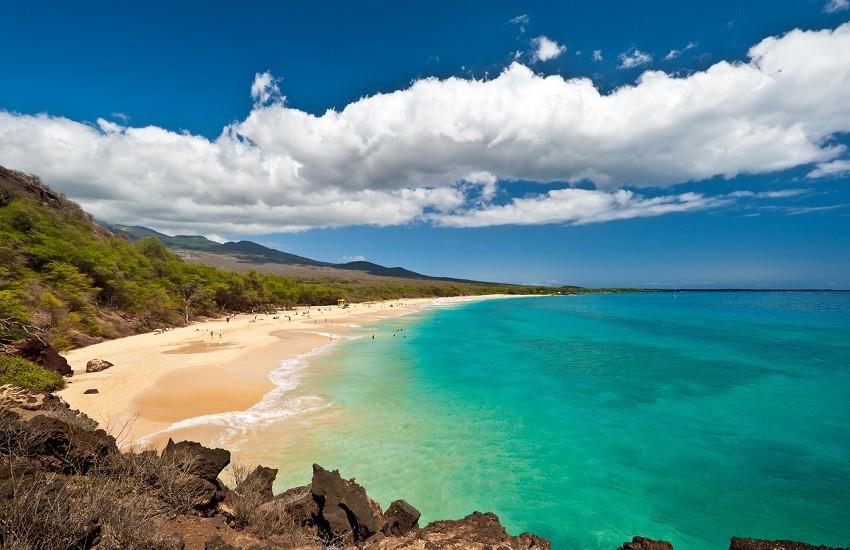 Maui Makena Beach