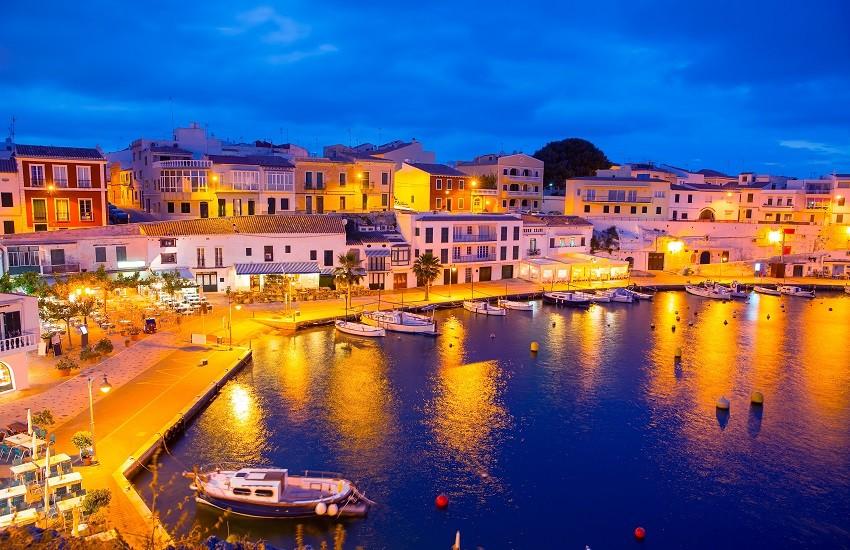 Menorca Mahon Port