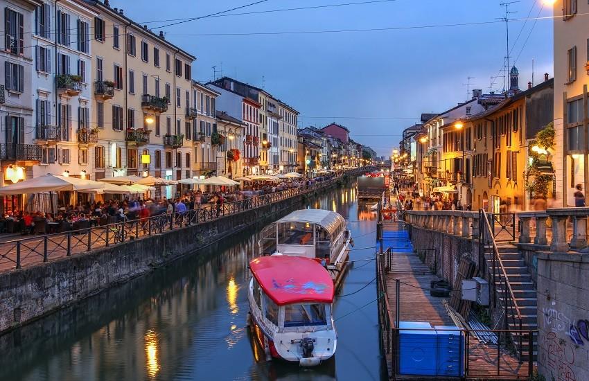 Milan Navigli Grande
