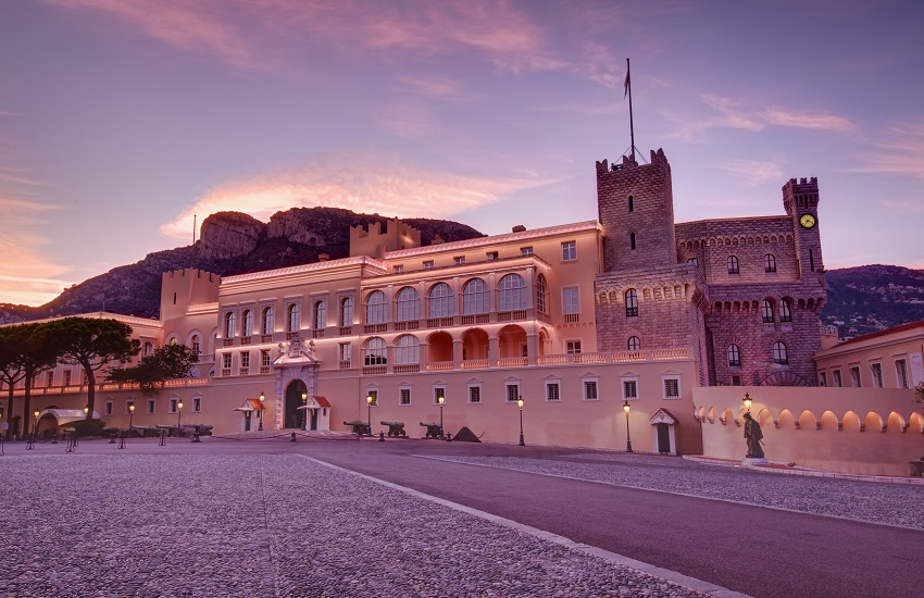 Monaco Princes Palace
