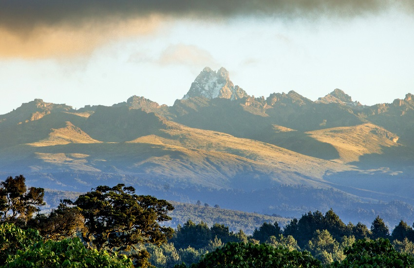 Mt Kenya Views