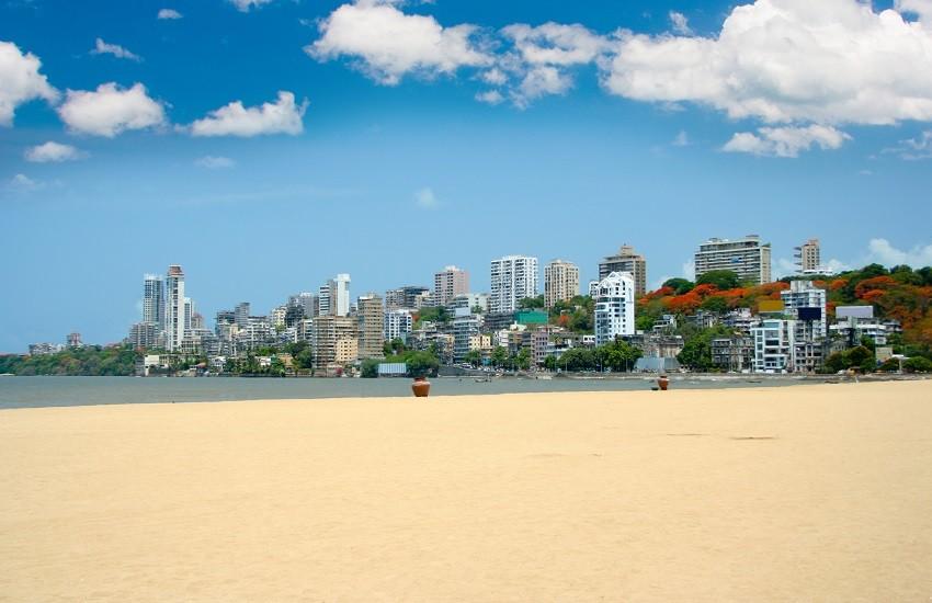 Mumbai City Beach