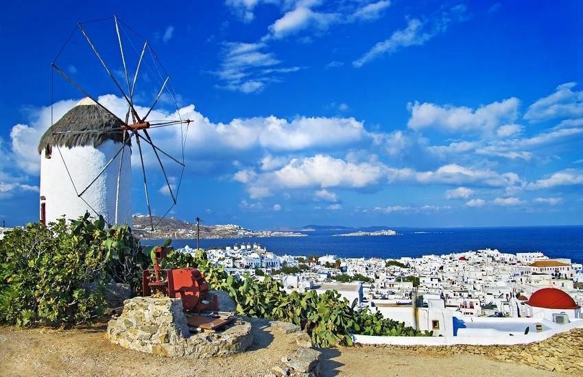 Mykonos Windmill