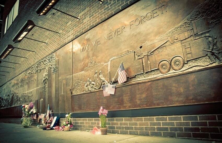 NY 911 Memorial