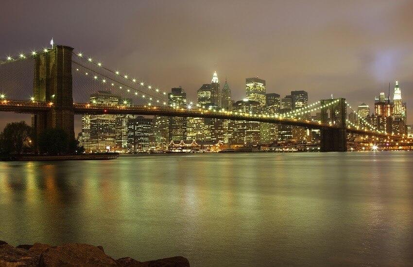 NY Brooklyn Bridge