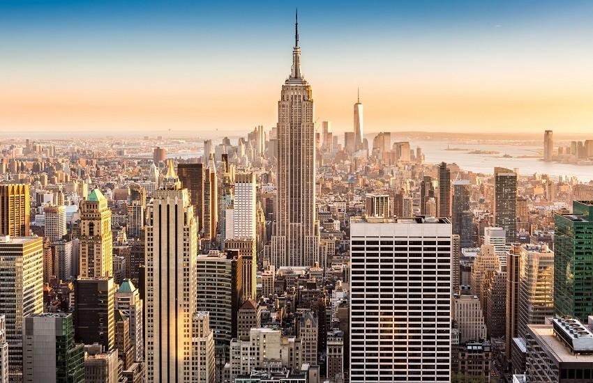 NY Empire State Bldg