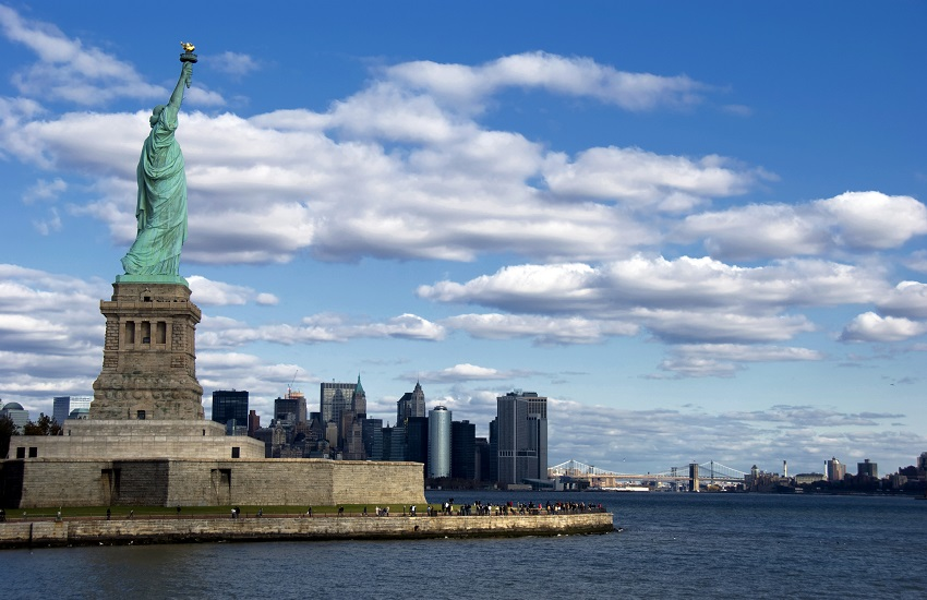 NY Statue Liberty