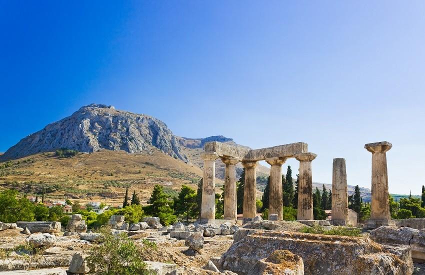 Peloponnese Corinth