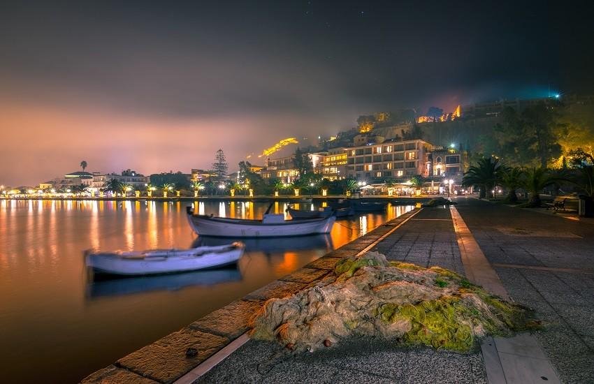 Peloponnese Nafplio Town