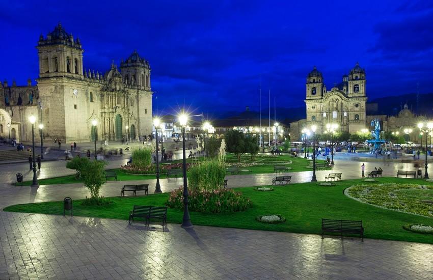 Cusco City Centre Peru