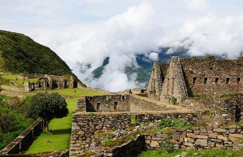 Peru Cusco Choquequirau
