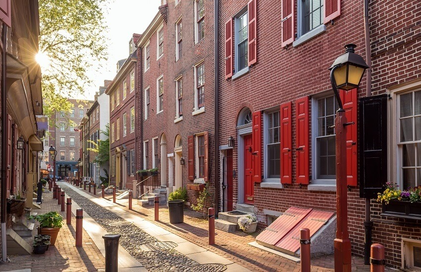 Philadelphia Historic Centre