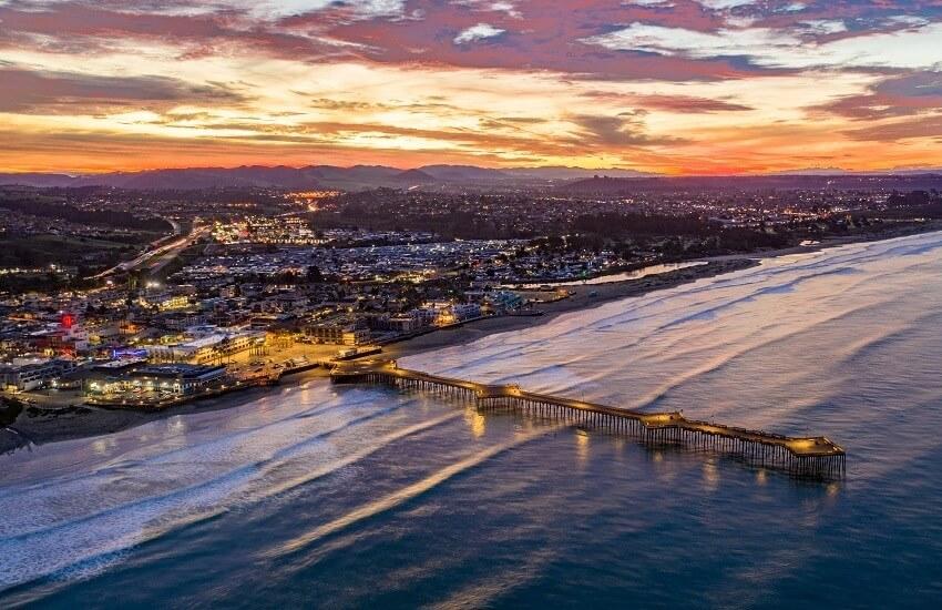 Pismo Beach Sunrise