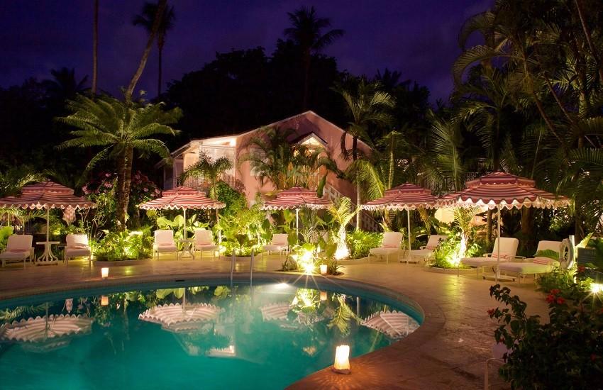 Cobblers Cove Hotel Pool