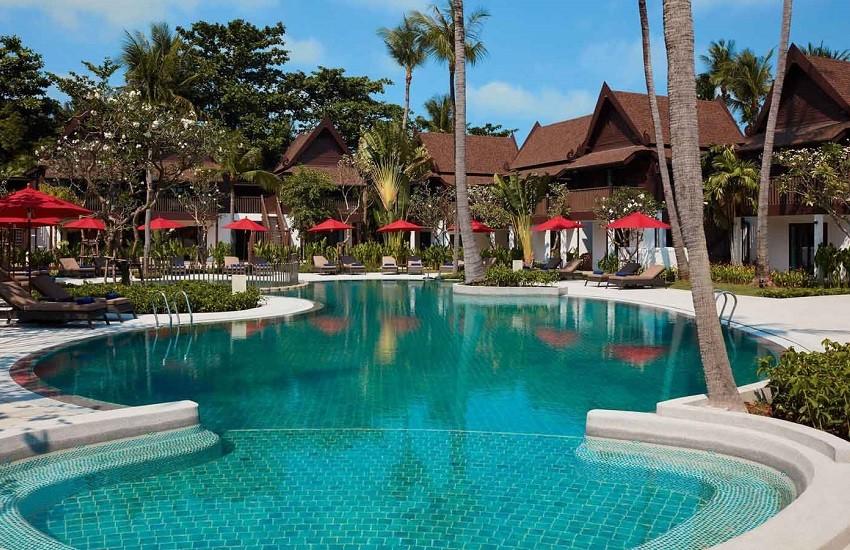 Pool Thai Village