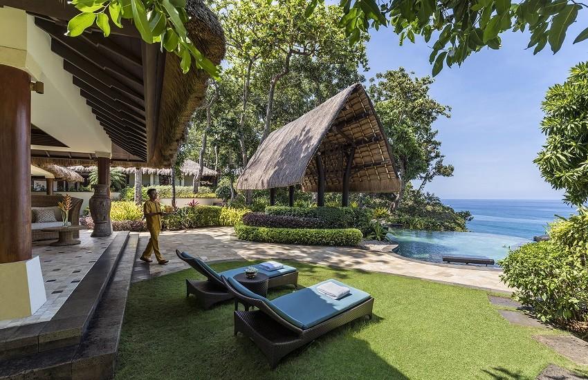 Presidential Villa Outdoor