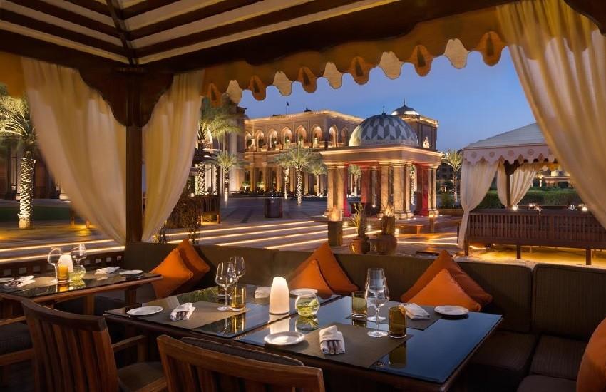 Restaurant BBQ Al Qasr
