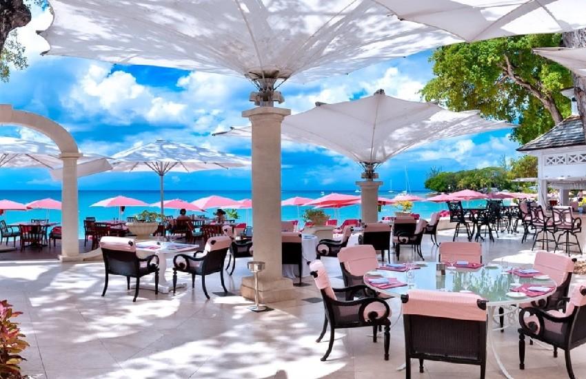 Restaurant Bajan Blue