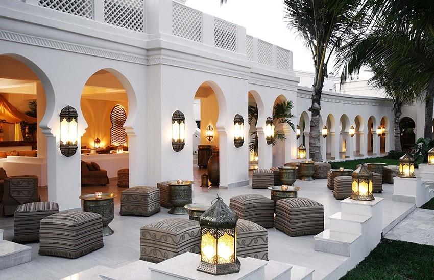 Restaurant Bar Terrace