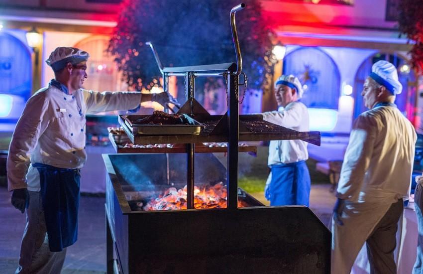 Restaurant Barbeque