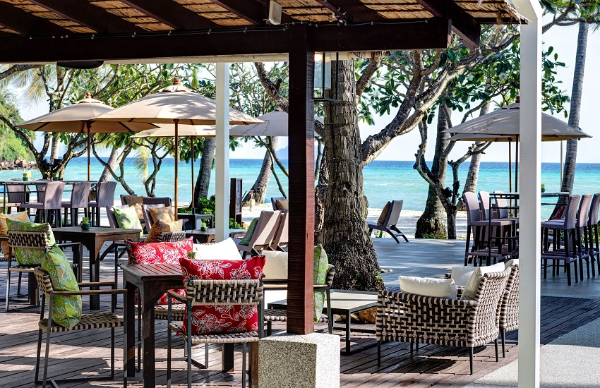 Restaurant Beach Bar