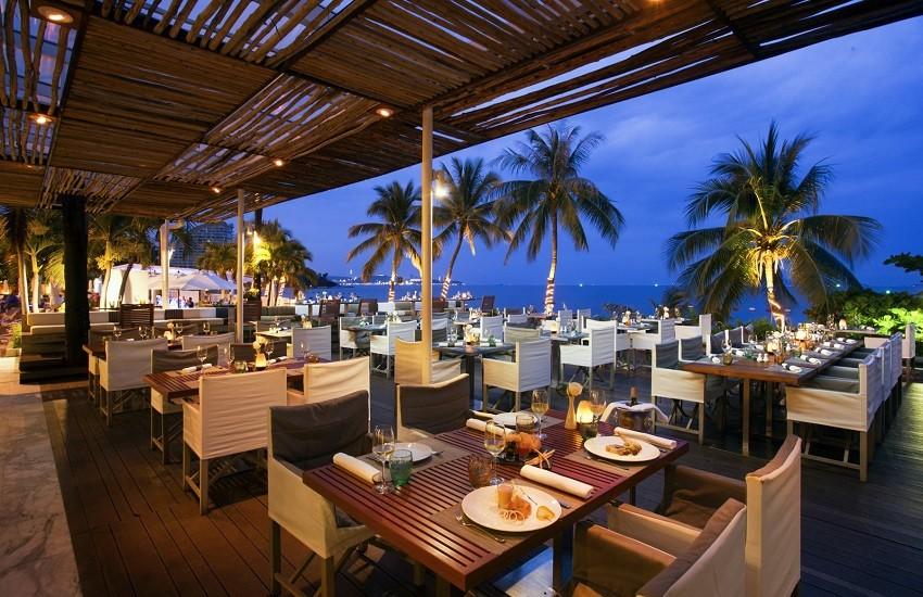 Restaurant Beach Club