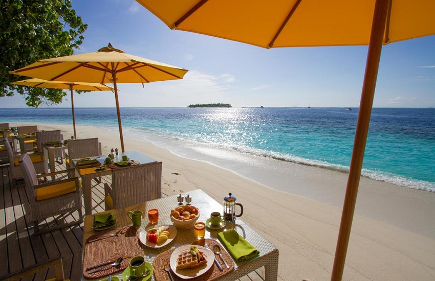Restaurant Beach side